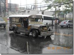 Plain Jeepney