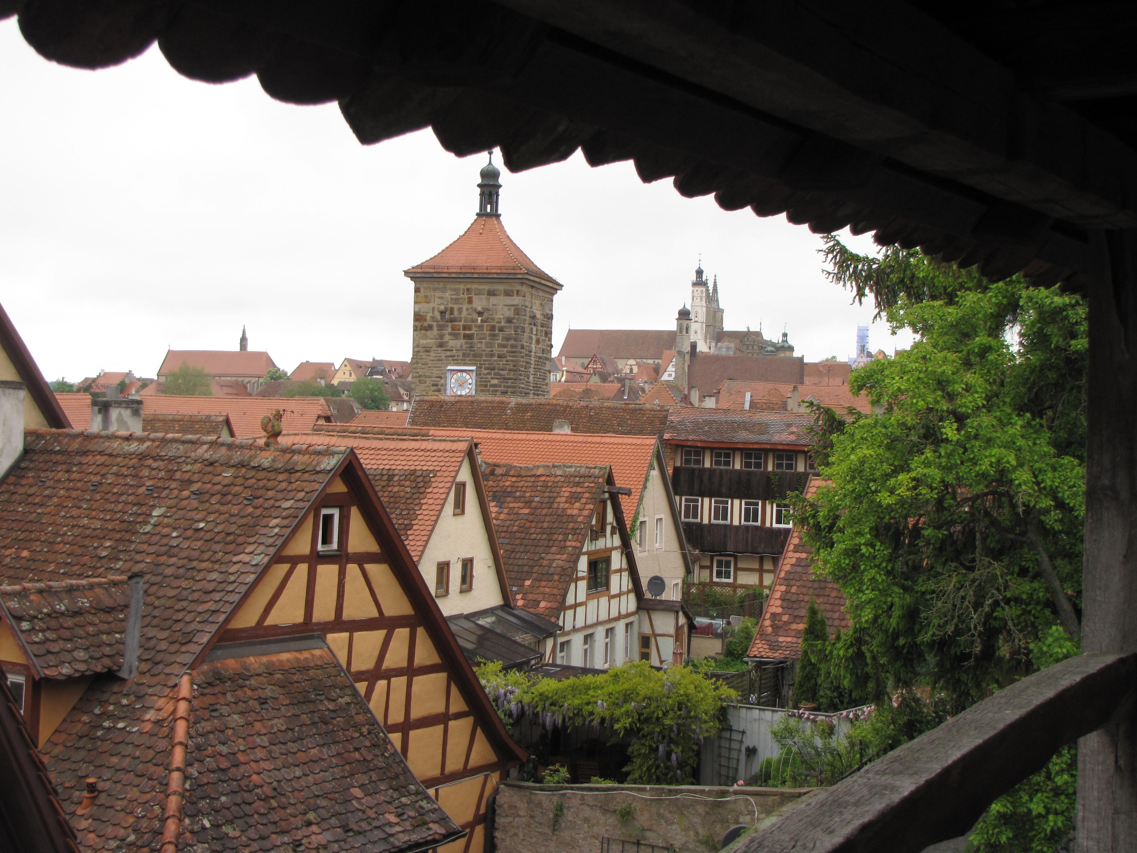 Rothenburg And Schweinfurt Ralietravels
