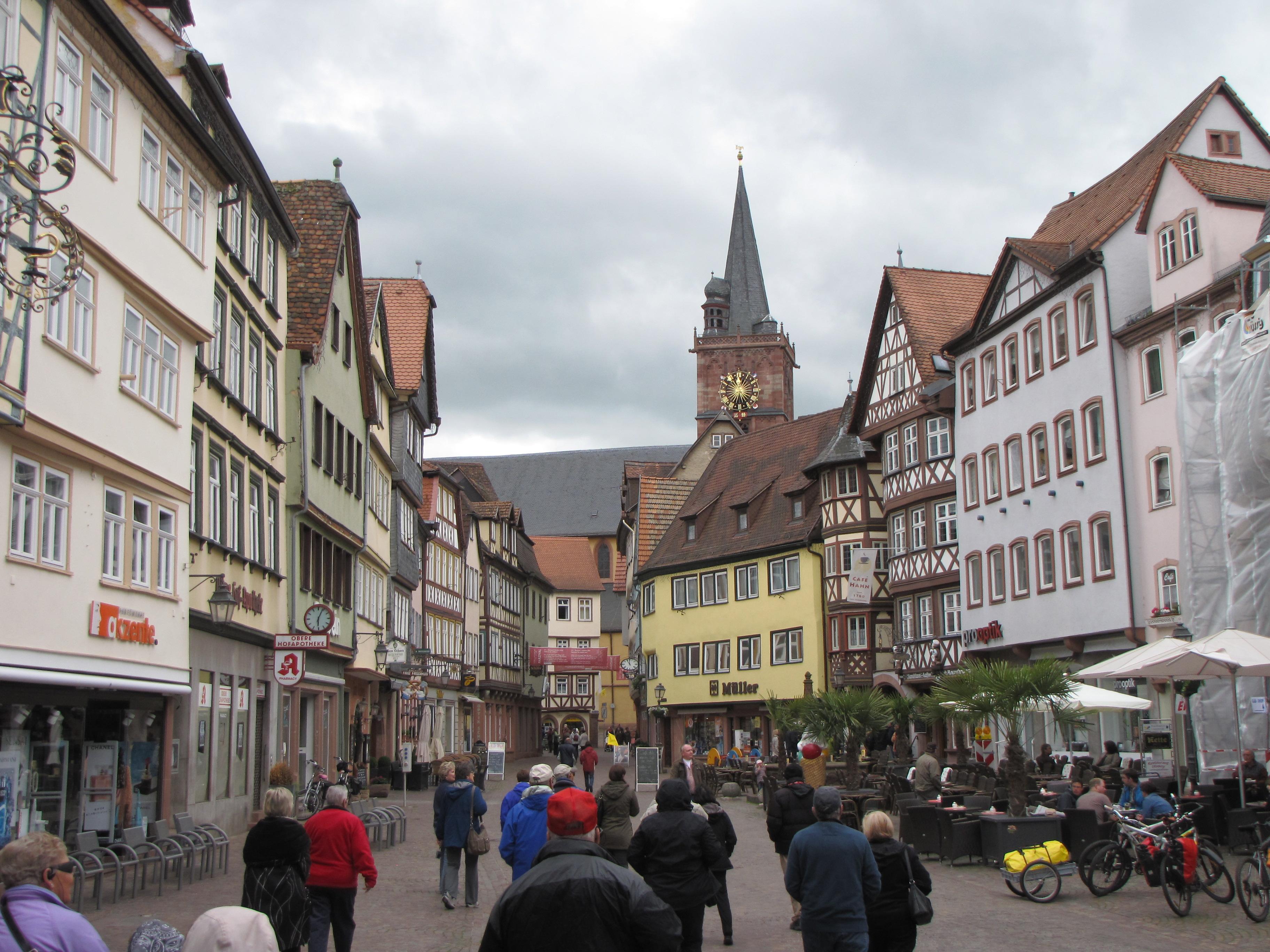 AmaWaterways Excursions to Towns of Miltenberg & Wertheim, Germany ...