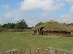 Bronze age settlement replica
