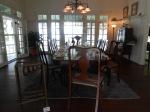 Edison's dining room
