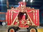 1915 Calliope Wagon
