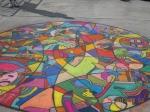 Chalk Fest drawing