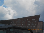 Morse code skylights