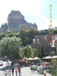 1893 Chateau Frontenac Hotel