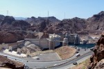 Hoover Dam from the back