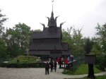 Fantoft Stave Church