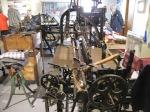 Hoswick museum loom