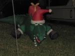Alligator Santa