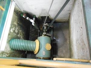 Water-powered turbine