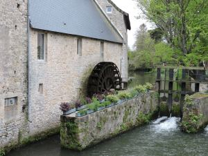 Mill on the River Aure