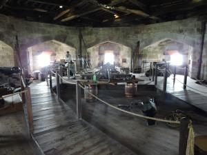 Upper Gun Room