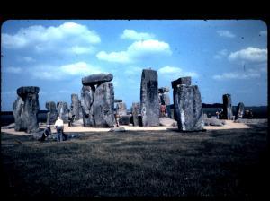 Stonehenge. 1976