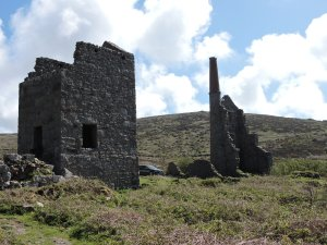 1830s Carn Galver Mine closed in 1878