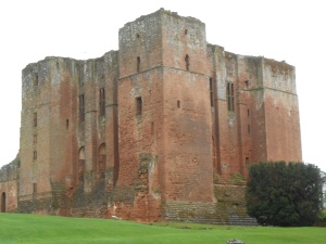 Kenilworth's Norman Keep