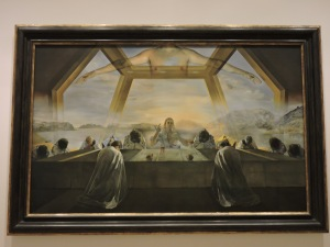 """Last Supper,"" Dali"