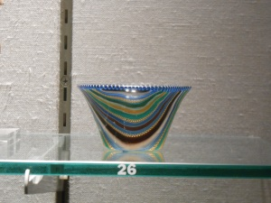 Ribbon Glass Cup 25 B.C. - 50 A.D.