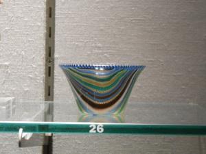 Ribbon Glass Cup 25 B.C. - 50 A.D.