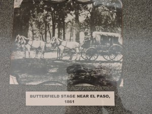 Butterfield Stage - Park Service photo