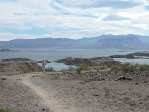 Along Northshore Rd., Lake Mead National Recreation Area