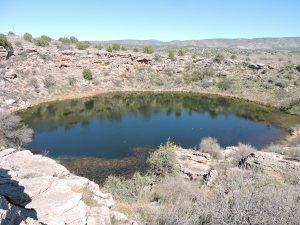 386-foot wide Montezuma Well