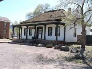 Fort Apache Adjutant's House