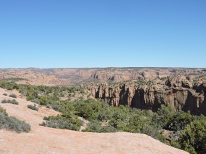 Fir Canyon, Navajo National Monument