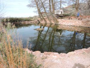 1870s Pipe Spring pond