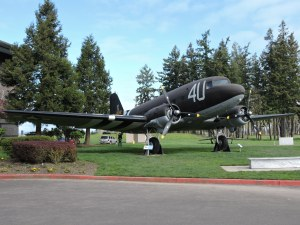 "Douglas C 47-A ""Skytrain"" took part in D-Day invasion"