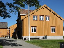 Oldest house in Tromso
