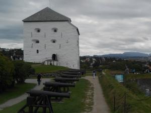Kristiansten Festning [Fort]