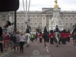 Changing of the Guard at Buckingham Palace -- M. Rossman