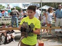 Rotary armadillo Race competitor