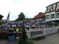 """Every """"German"""" town needs a beer garden"""