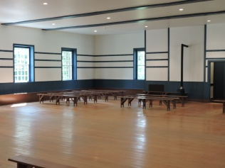 Meeting House Interior