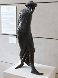 Walking Friar, Laura Ziegler, 1965