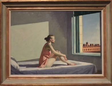 Morning Sun, Hopper, 1952