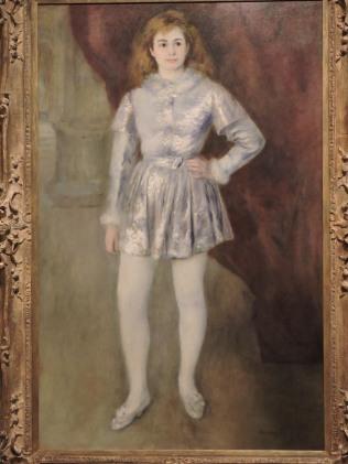 Madame Henriot, Renoir, ca 1875-1877