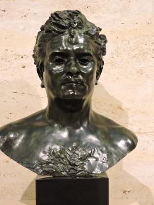 Bust of a young Balzac, Rodin, 1891