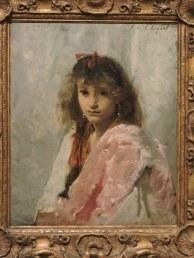 Carmela Bertagna, Sargeant, ca 1880