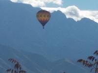 Dave's balloon