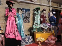 Part of costume collection