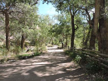 West Creek picnic area