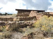 Lowery Pueblo grew over centuries of use.