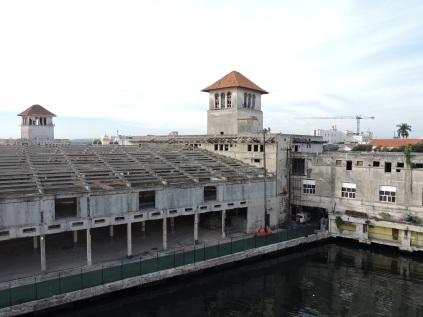 Old Havana Custom House being rebuilt as hotel