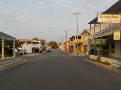 Downtown Cedar Key