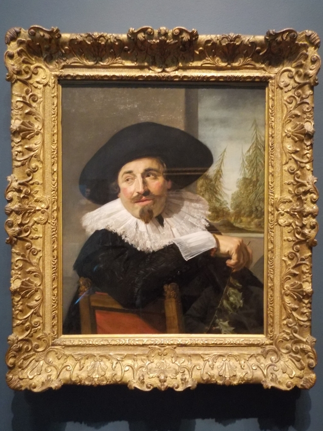 by Frans Hals