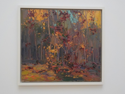Canadian forest ranger/painter Tom Thomson 1877-1917