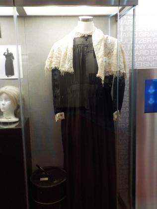 Maude Frickert's dress
