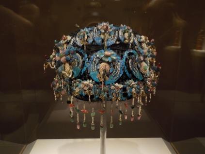 Chinese Empress' headdress